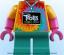 Lego Trolls World Tour Minifigure